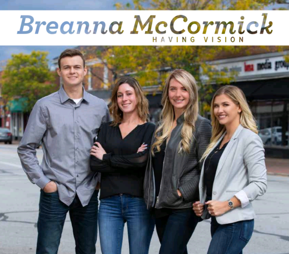 Breanna McCormick - Having Vision